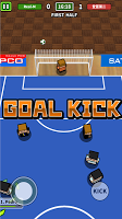 Screenshot 3: Soccer On Desk