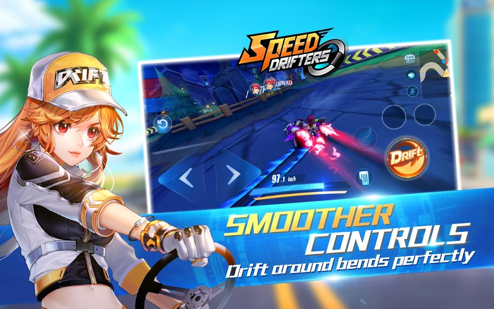 Download] Speed Drifters - QooApp Game Store