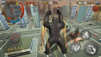 Screenshot 2: City Smasher