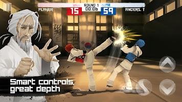Screenshot 2: Taekwondo Game