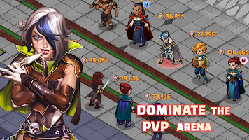 Screenshot 4: Shop Heroes: RPG Tycoon