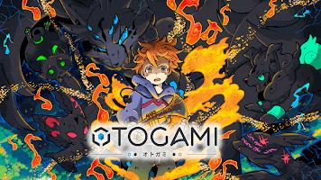 Screenshot 1: OTOGAMI-リズムを操り世界を救え-