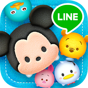Icon: LINE Disney Tsum Tsum