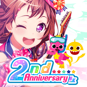 Icon: BanG Dream! Girls Band Party! | Inglés