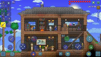 Screenshot 1: Terraria