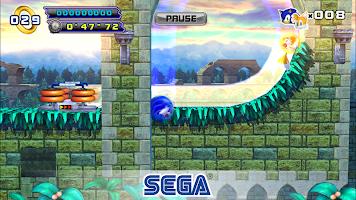 Screenshot 2: 音速小子4 第二章