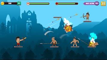 Screenshot 3: King Archer