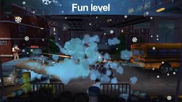 Screenshot 3: Zombie Shooter-Walking World