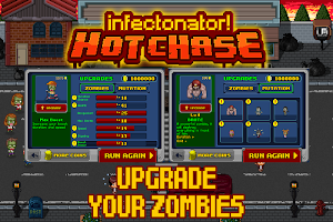 Screenshot 3: Infectonator Hot Chase