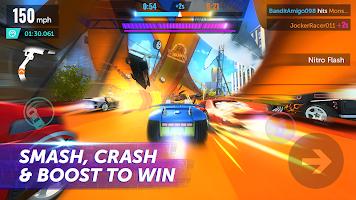Screenshot 3: Hot Wheels Infinite Loop