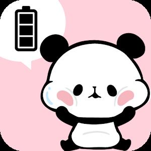 Icon: 麻糬熊貓 電池小工具