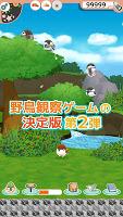 Screenshot 1: とりおっち2 -モフモフな小鳥を集めよう!-