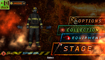 Screenshot 2: Courage of Fire