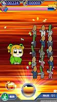 Screenshot 3: Takeshobo Quest: Pop Team Epic Assaults