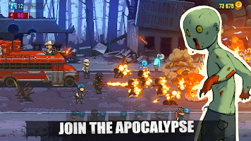 Screenshot 3: Dead Ahead: Zombie Warfare