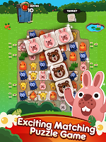 Screenshot 1: POKOPOKO The Match 3 Puzzle