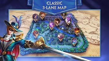 Screenshot 2: Heroes Evolved
