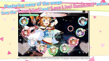 Screenshot 2: Love Live! School Idol Festival (English)