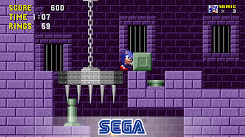 Screenshot 2: Sonic the Hedgehog