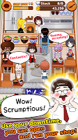 Screenshot 1: 本日開店!超美味食堂