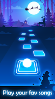 Screenshot 2: Tiles Hop: Endless Music Jumping Ball