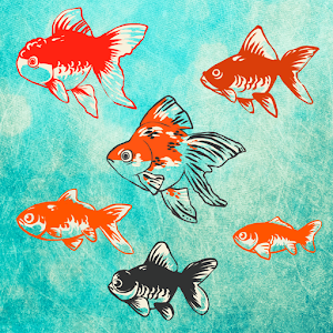 Icon: 癒しの金魚育成ゲーム