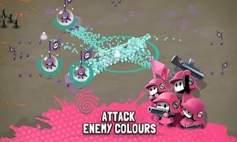 Screenshot 1: 觸控戰爭