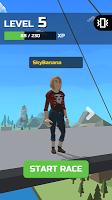 Screenshot 1: Swing Rider