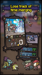 Screenshot 3: 머지 스타 : 합성 전사의 모험