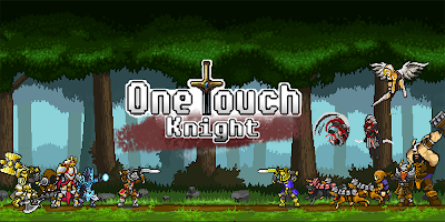 Screenshot 1: One Touch Knight