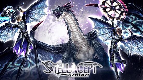 星骸的繼承者 Stellacept Online