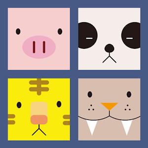Icon: 四角動物