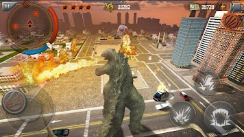 Screenshot 1: City Smasher