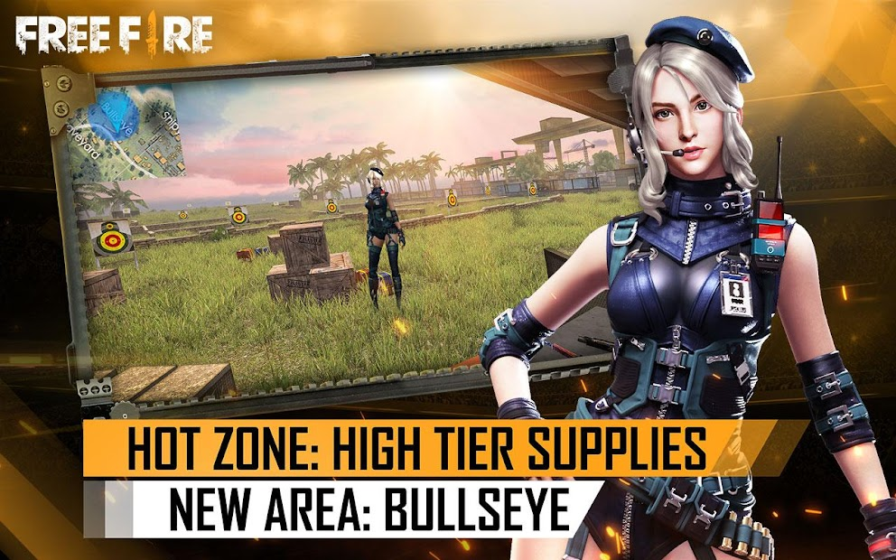 Download] Garena Free Fire - QooApp Game Store