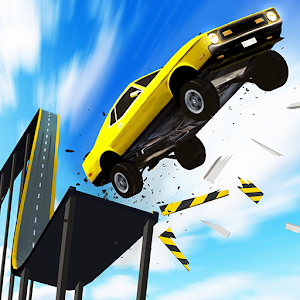 Icon: Ramp Car Jumping