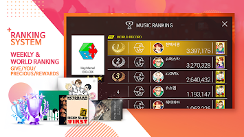 Screenshot 3: SuperStar SMTOWN | Korean