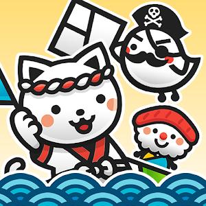 Icon: 貓咪的大喜利壽司 powered by 集英社