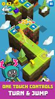 Screenshot 2: Cubie Jump - Tap Dash