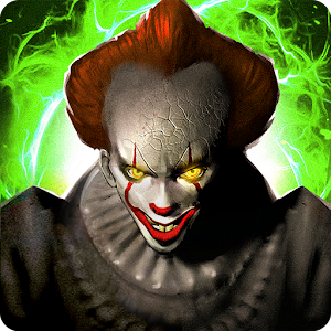 Icon: Death Park : Scary Clown