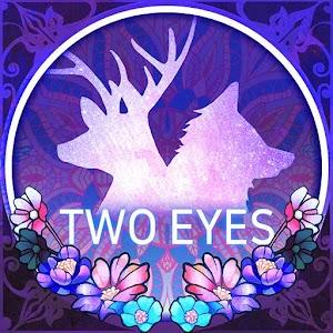 Icon: Two Eyes - Nonogram