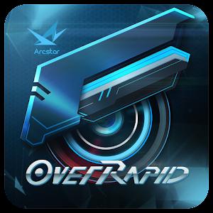 Icon: 오버래피드 (OverRapid)
