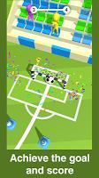 Screenshot 1: 趣味足球