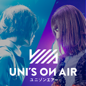 Icon: 欅坂46・日向坂46 UNI'S ON AIR
