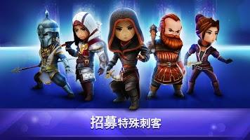 Screenshot 4: 刺客教條 起義 – Assassin's Creed Rebellion