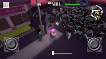 Screenshot 4: ZOMBIE INF