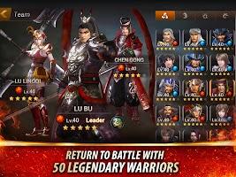 Screenshot 3: Dynasty Warriors: Unleashed   Global