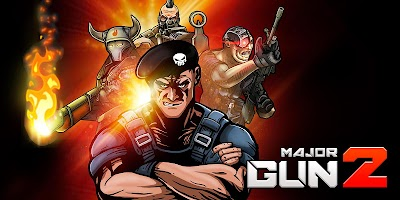 Screenshot 1: Major GUN : War on Terror