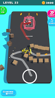 Screenshot 2: Draw and Park - Car Puzzle Game