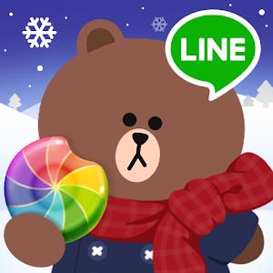 Icon: LINE POP 甜點地圖
