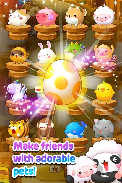 Download] LINE Puzzle TanTan - QooApp Game Store